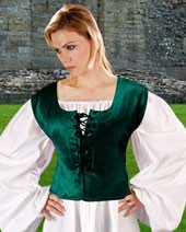 Joan of Arc Bodice