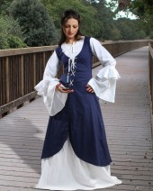Medieval Peasant Overdress