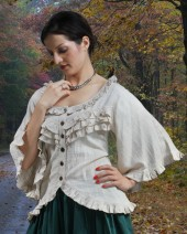 Anne Medieval Blouse