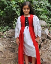 Girls Lytton Dress