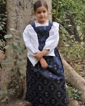 Girls Cristiana Dress